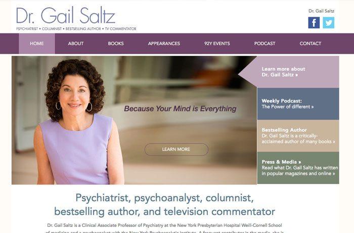 Gail Saltz