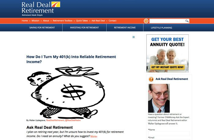 Real Deal Retirement